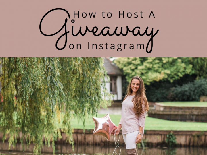 Instagram Giveaway – How to make them a huge success