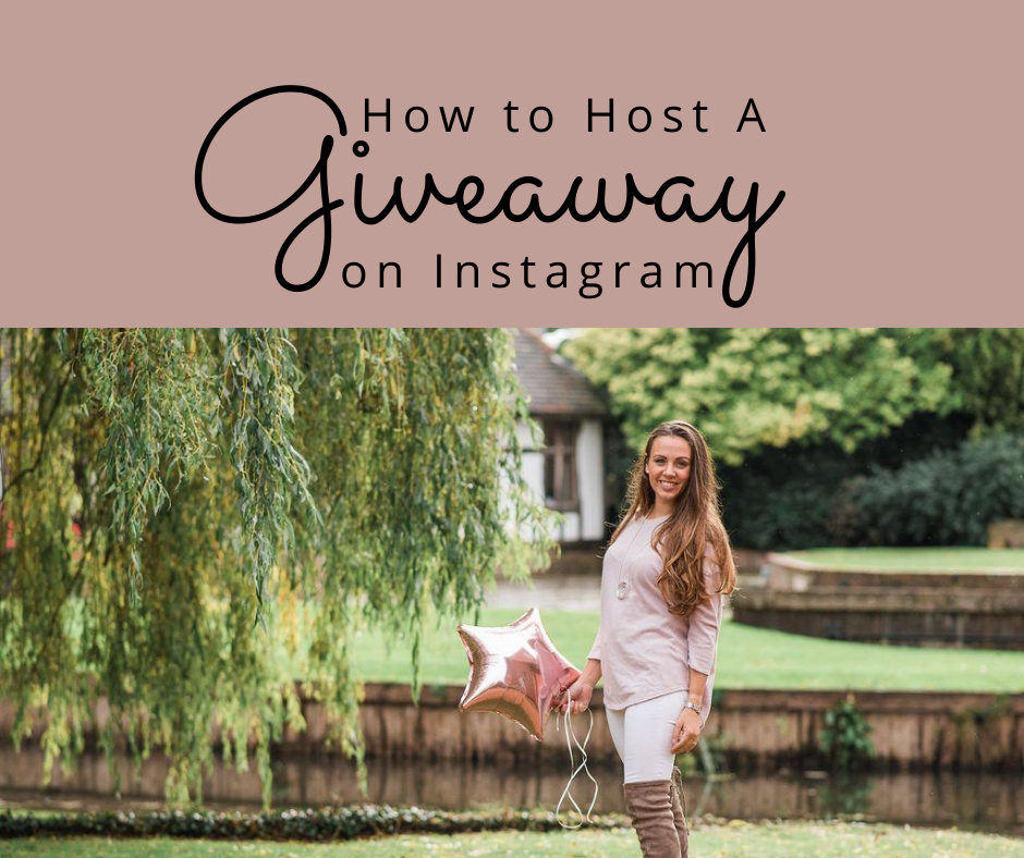 Instagram Giveaway - the white thistle