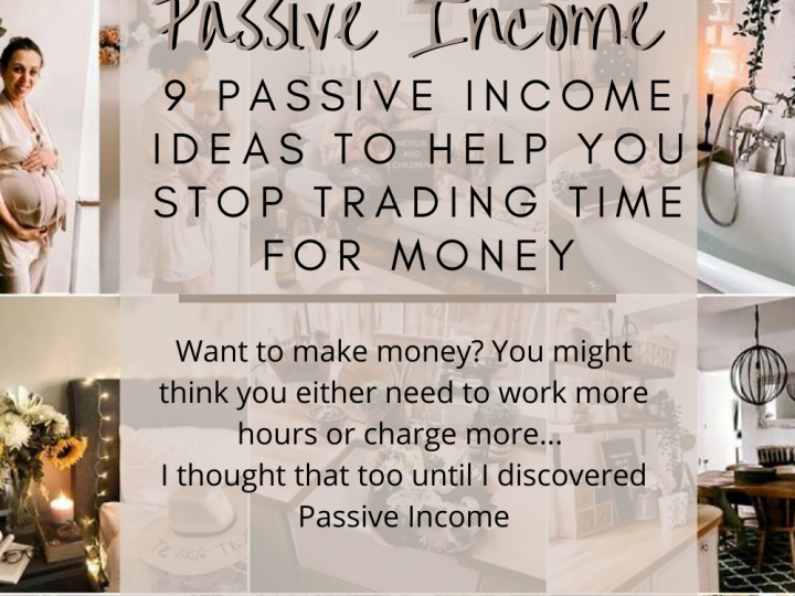 Why you need passive income!!