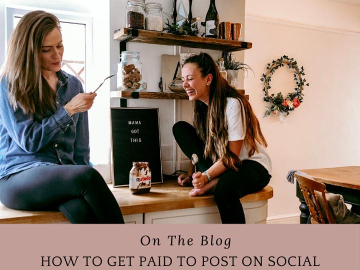 How to become a paid Social Media Influencer