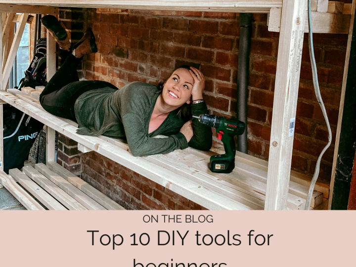 Top 10 DIY tools you need as a beginner