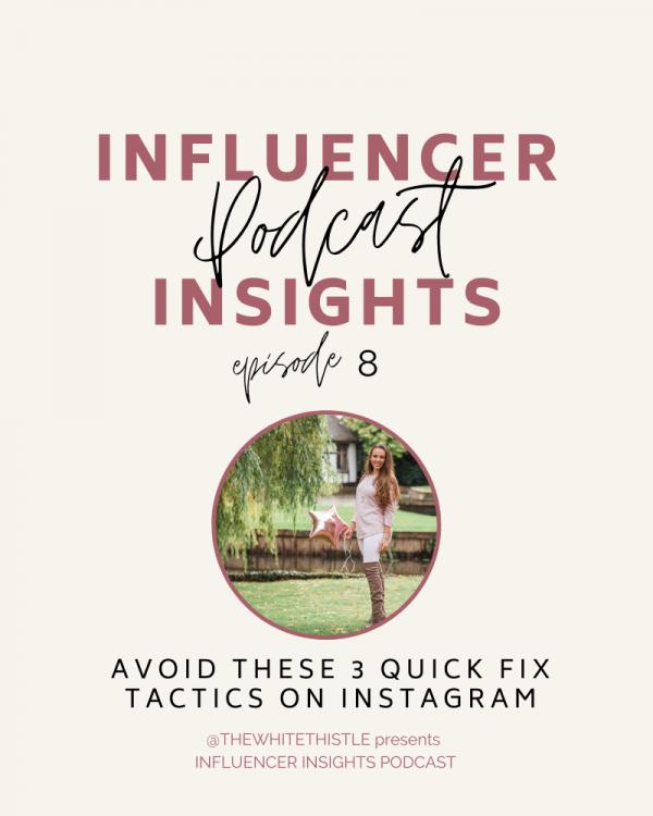 Avoid these 5 quick fix tactics on Instagram